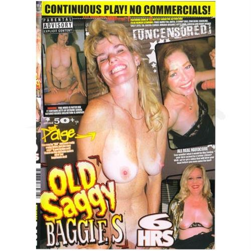 DVD XXX Old Shaggy Baggies